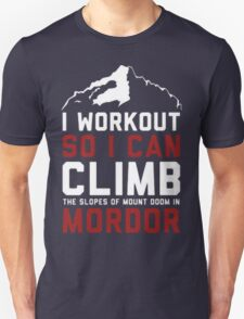 Funny workout 2 T-Shirt