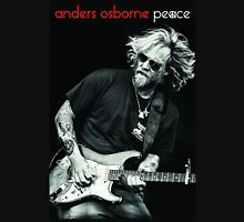 Anders Osborne Solo Guitar  Unisex T-Shirt