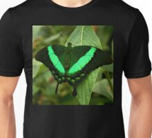 Emerald Swallowtail Unisex T-Shirt