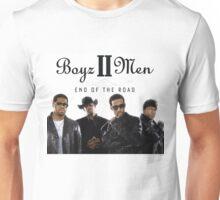 Boys 2 Men - End of The Road Unisex T-Shirt