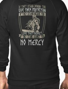 Viking - If they stand against you, NO MERCY T-Shirt