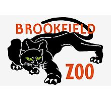 Brookfield Zoo -- WPA  Photographic Print