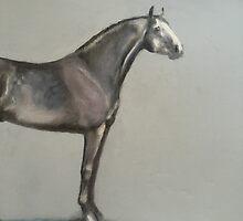 dapple grey by opheliasfiction