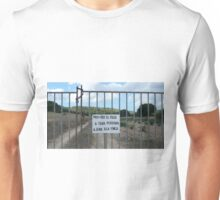 Private Property Unisex T-Shirt