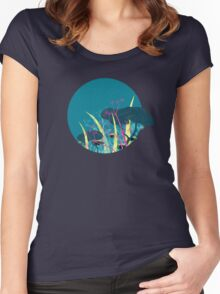 la foresta di circe Women's Fitted Scoop T-Shirt