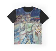 Punk Rules, Yeah! Graphic T-Shirt