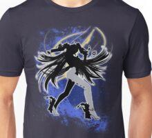 Super Smash Bros. White Bayonetta (Default) Silhouette Unisex T-Shirt