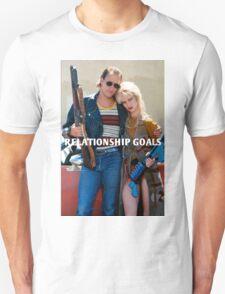 Mickey and Mallory Unisex T-Shirt