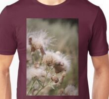 Cirsium arvense is a species of Cirsium flowers Unisex T-Shirt