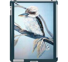 Cool Kookaburra iPad Case/Skin