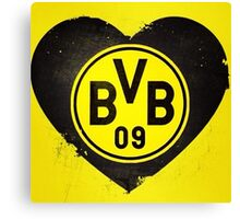 LOVE BVB Canvas Print