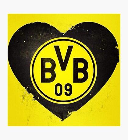 LOVE BVB Photographic Print