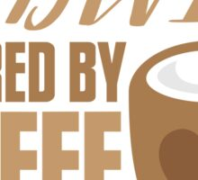 Midwife powered by COFFEE Sticker