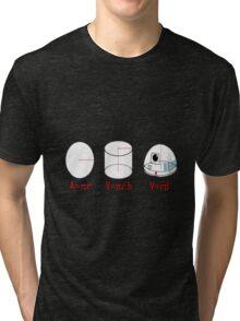 R2D2 Maths Joke Tri-blend T-Shirt