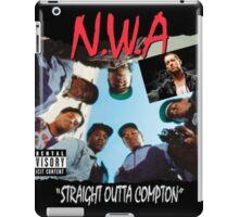 Niggaz Wit Attitudes N.W.A iPad Case/Skin