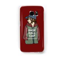 Bucky (Baseball Cap) Samsung Galaxy Case/Skin