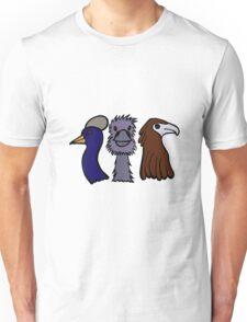 Bird Trio #3 T-Shirt
