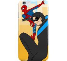 Spidey & NW iPhone Case/Skin