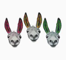 Funny donkeys (version 1) Baby Tee