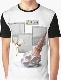 Paris Vaporwave Aesthetics Graphic T-Shirt