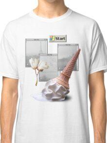 Paris Vaporwave Aesthetics Classic T-Shirt