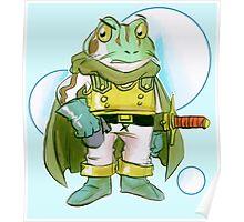 Frog Glenn Poster
