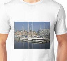 University Campus and Ipswich Waterfront Unisex T-Shirt