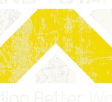 Weyland Yutani (Scuffed logo) Sticker