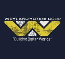 Weyland Yutani (Scuffed logo) by Pango