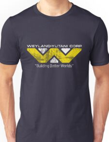 Weyland Yutani (Scuffed logo) Unisex T-Shirt