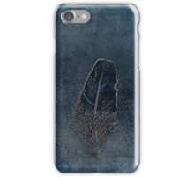 Shaken Feather iPhone Case/Skin