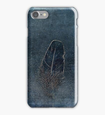 Shaken Feather iPhone Case/Skin