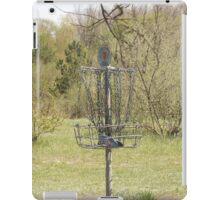 Brown Park Disc Golf Course iPad Case/Skin