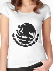 Seal of Mexico Women's Fitted Scoop T-Shirt