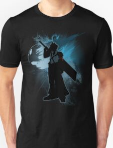 Super Smash Bros. Teal Advent Cloud Silhouette Unisex T-Shirt