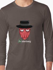 Zoidenberg on dark colors Long Sleeve T-Shirt