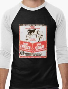 GREATEST FIGHT IN HISTORY Men's Baseball ¾ T-Shirt