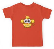 Cartoon monkey Kids Tee