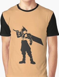 Cloud Graphic T-Shirt