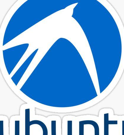 Lubuntu logo Sticker