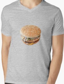 BigMac Mens V-Neck T-Shirt