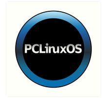 pc linux os logo Art Print