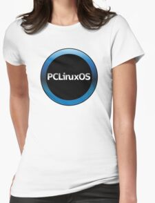 pc linux os logo Womens Fitted T-Shirt