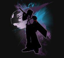 Super Smash Bros. Purple Advent Cloud Silhouette Unisex T-Shirt