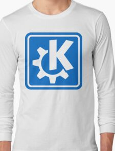 KDE logo Long Sleeve T-Shirt