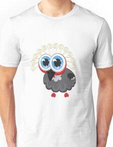 Cartoon bird Unisex T-Shirt