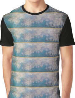 Claude Monet - The Water Lilies - The Clouds (1915 - 1926)  Impressionism Graphic T-Shirt