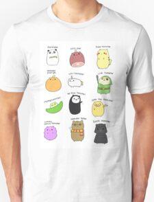 Hamsters, Hamsters Everywhere Unisex T-Shirt
