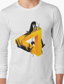 Greyllusion Long Sleeve T-Shirt