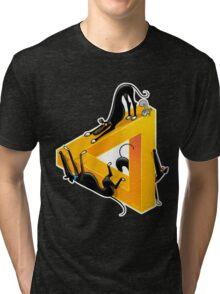 Greyllusion Tri-blend T-Shirt